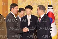 エスパー米国防長官が訪韓