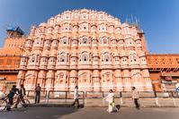 インド ジャイプール 風の宮殿