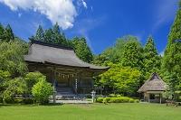 福井県 神宮寺本堂