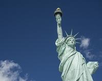 アメリカ合衆国 ニューヨーク リバティー島自由の女神