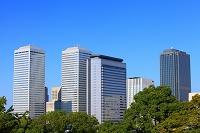 大阪府 大阪ビジネスパーク(OBP)ビル群