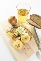 フランクフルトの伝統料理