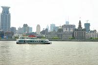 上海 黄浦江とバンド