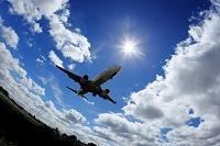 ボーイング737 全日空 着陸