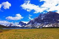 ボーレイクとトンプソン山