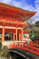 京都府 初詣の上賀茂神社