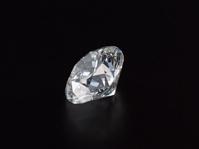 ルース状のダイヤモンド