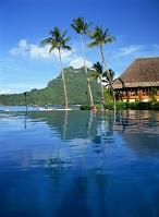 フレンチポリネシア(タヒチ) ボラボラ島