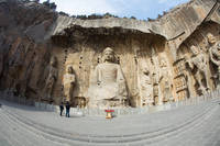 中国 龍門石窟