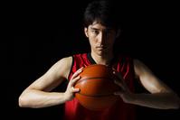 男子バスケットボール選手