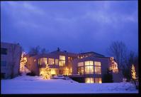 アメリカ合衆国 アラスカ クリスマス