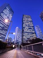 東京都 新宿高層ビル街