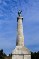 セルビア ベオグラード カレメグダン要塞