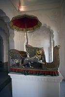 メヘラーンガル砦 博物館 象の鞍