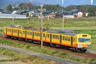 三重県 三岐鉄道 801系普通電車