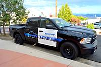 アメリカ パトロールカー