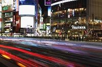 東京都 渋谷 夜景