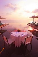 モルディブ ロマンチックディナー
