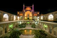 イラン カシャーン モスク