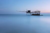 イタリア アブルッツォ 海
