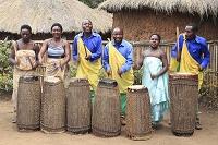 ルワンダ 伝統の踊り
