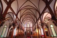 長崎県 新上五島町 青砂ヶ浦教会