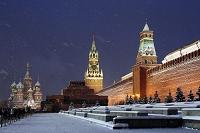 ロシア モスクワ 聖ワシリー大聖堂
