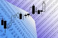 株価とグラフ