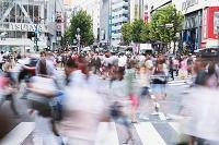 渋谷駅前 スクランブル交差点