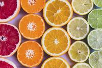 果物のスライス 集合