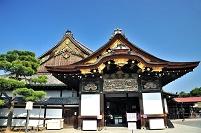 京都府 二条城 二の丸御殿