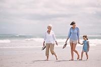 外国人女性の3世代