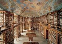 オーストリア 聖フロリアン修道院図書館