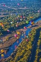 アメリカ合衆国 アルバカーキ国際気球フェスティバル