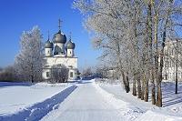 ロシア ベロゼルスク 救世主大聖堂