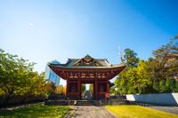 東京都 旧台徳院霊廟御成門