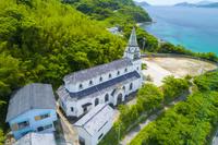 長崎県 五島列島 久賀島 浜脇教会