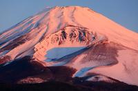 静岡県 赤富士