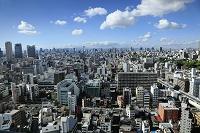 大阪府 大阪の街並み