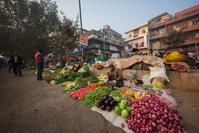 インド デリー旧市街