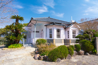 長崎県 グラバー園 旧ウォーカー住宅