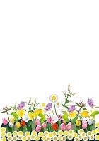 花々 イラスト