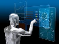 ロボットによる画面操作