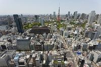 東京都 港区の街並み