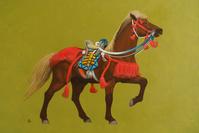 馬装図(源平時代)