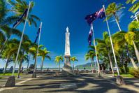 オーストラリア ケアンズ 戦争記念碑