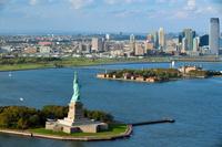 アメリカ合衆国 自由の女神像