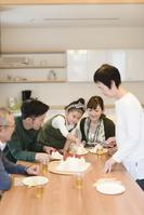 孫のお誕生日パーティー