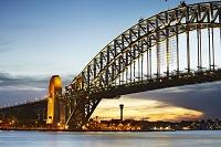 オーストラリア シドニー ハーバーブリッジ