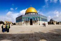 イスラエル エルサレムの旧市街